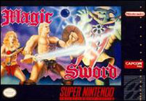 Photo de la boite de Magic Sword
